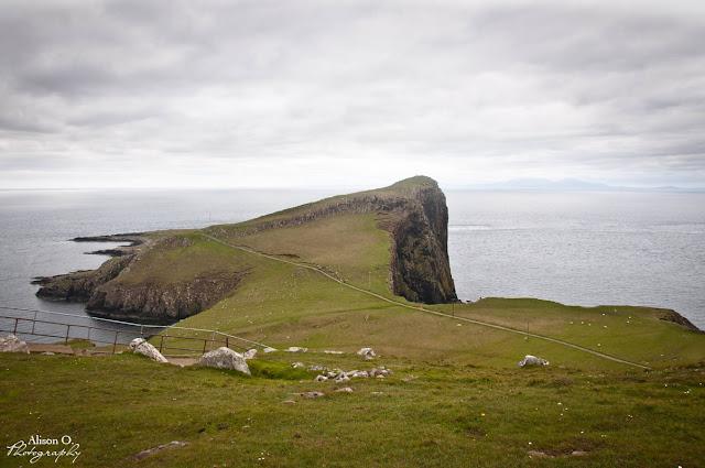 Neist Point Isle of Skye Scotland Écosse