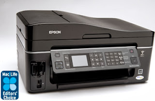 Download Epson WorkForce 600 Printers Driver and instructions install