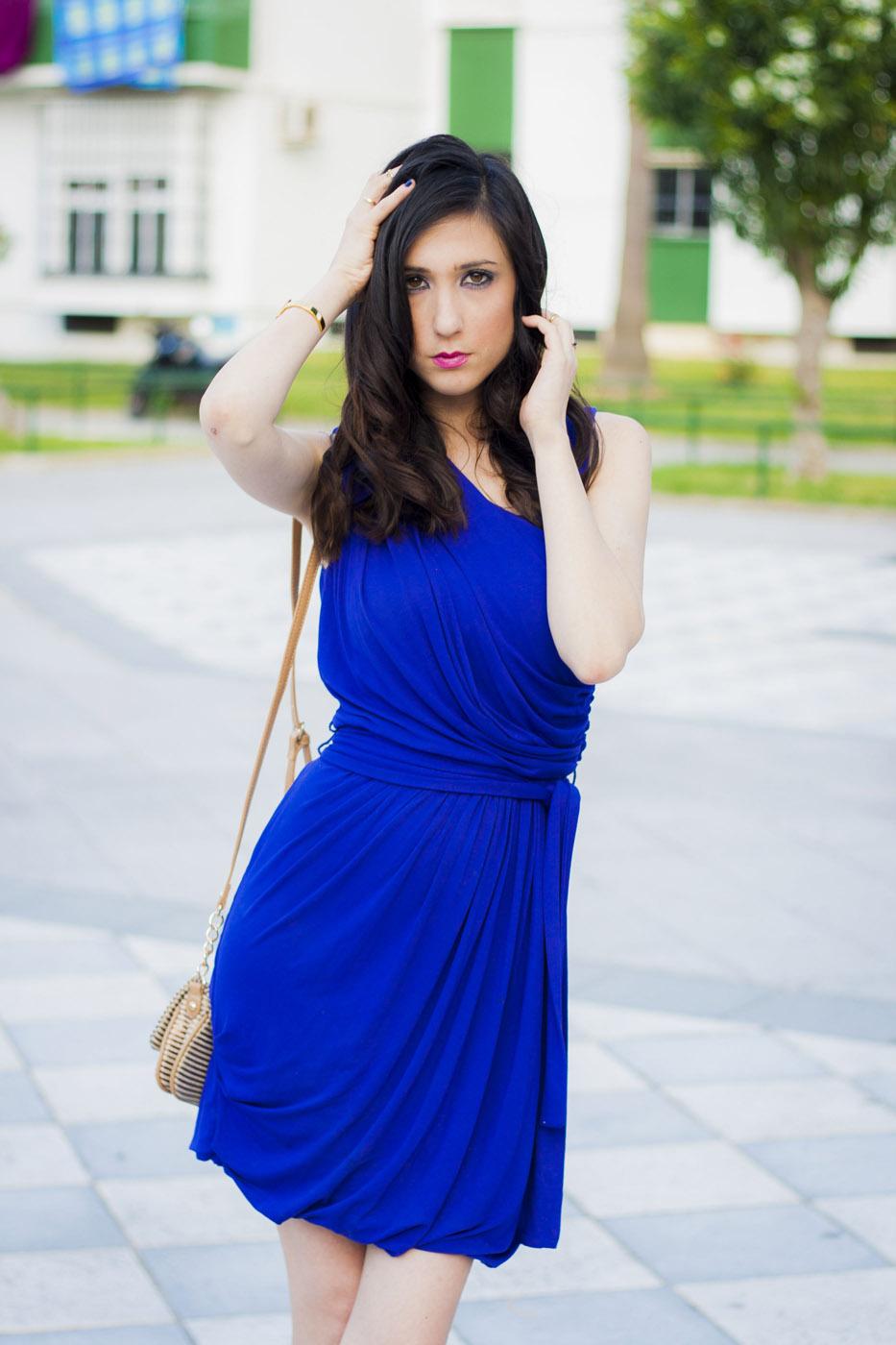 vestido de hoss intropia klein