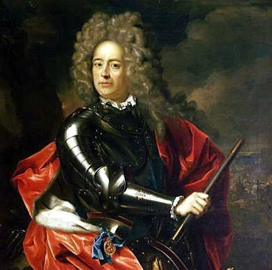 John Churchill First Duke of Marlborough