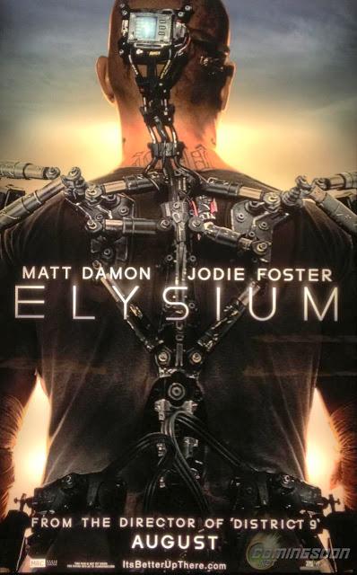 ดูหนังออนไลน์ เรื่อง : Elysium [2013] เอลิเซียม ปฏิบัติการยึดดาวอนาคต