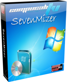 SevenMizer 2.1 Espaol Programa para Cambiar Apariencia de Windows XP a 7