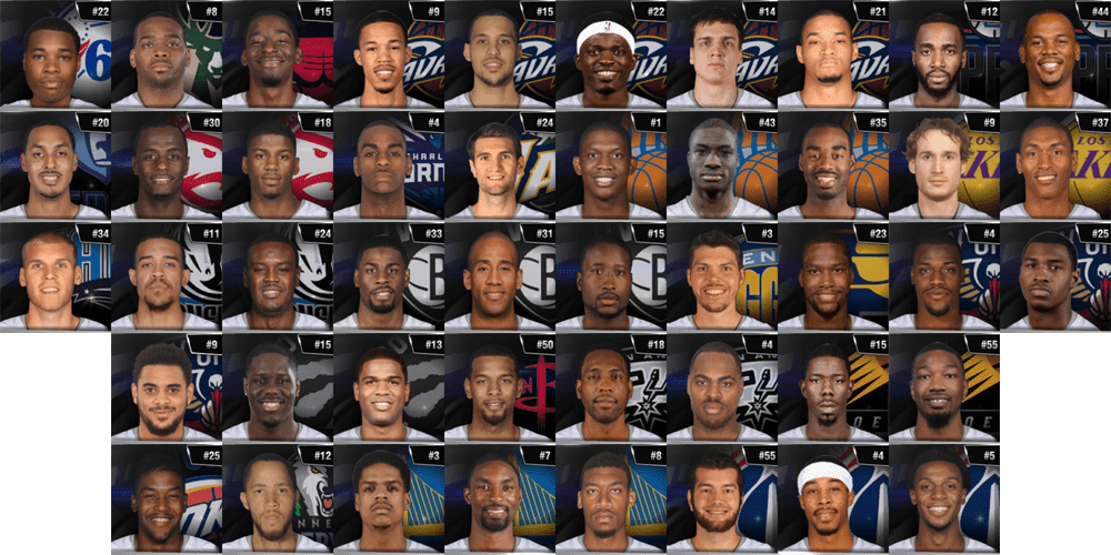 NBA 2k14 Roster Update : Latest Trades and Transactions