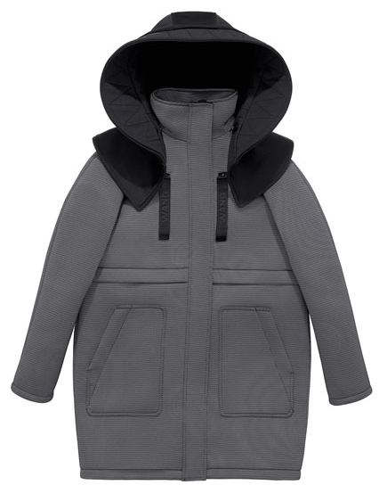 Alexander Wang x H&M Collection parka