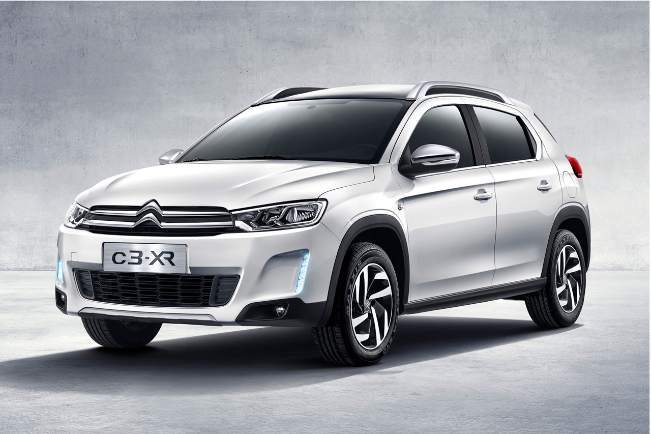 Citroën Crossover C3-XR Compact SUV