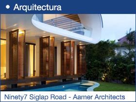 Ninety7 Siglap Road Singapore - Aamer Architects