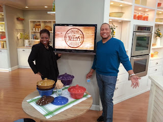 Pat and Gina Neely QVC