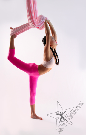 Bend it…in PINK