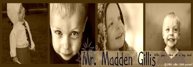 Mr. Madden Gillis