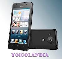 Huawe Ascend G510 con yoigo precios y caracteristicas