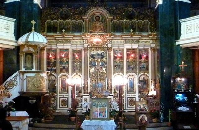 Catedrala Buna Vestire - Târgu Mureş