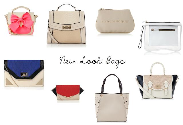 new look handbags