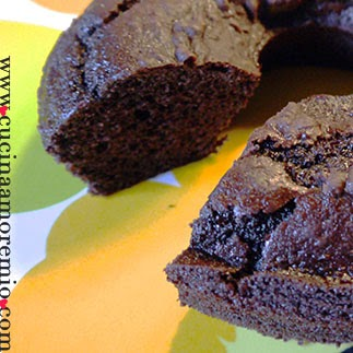 ciambella dei 7 vasetti al cacao