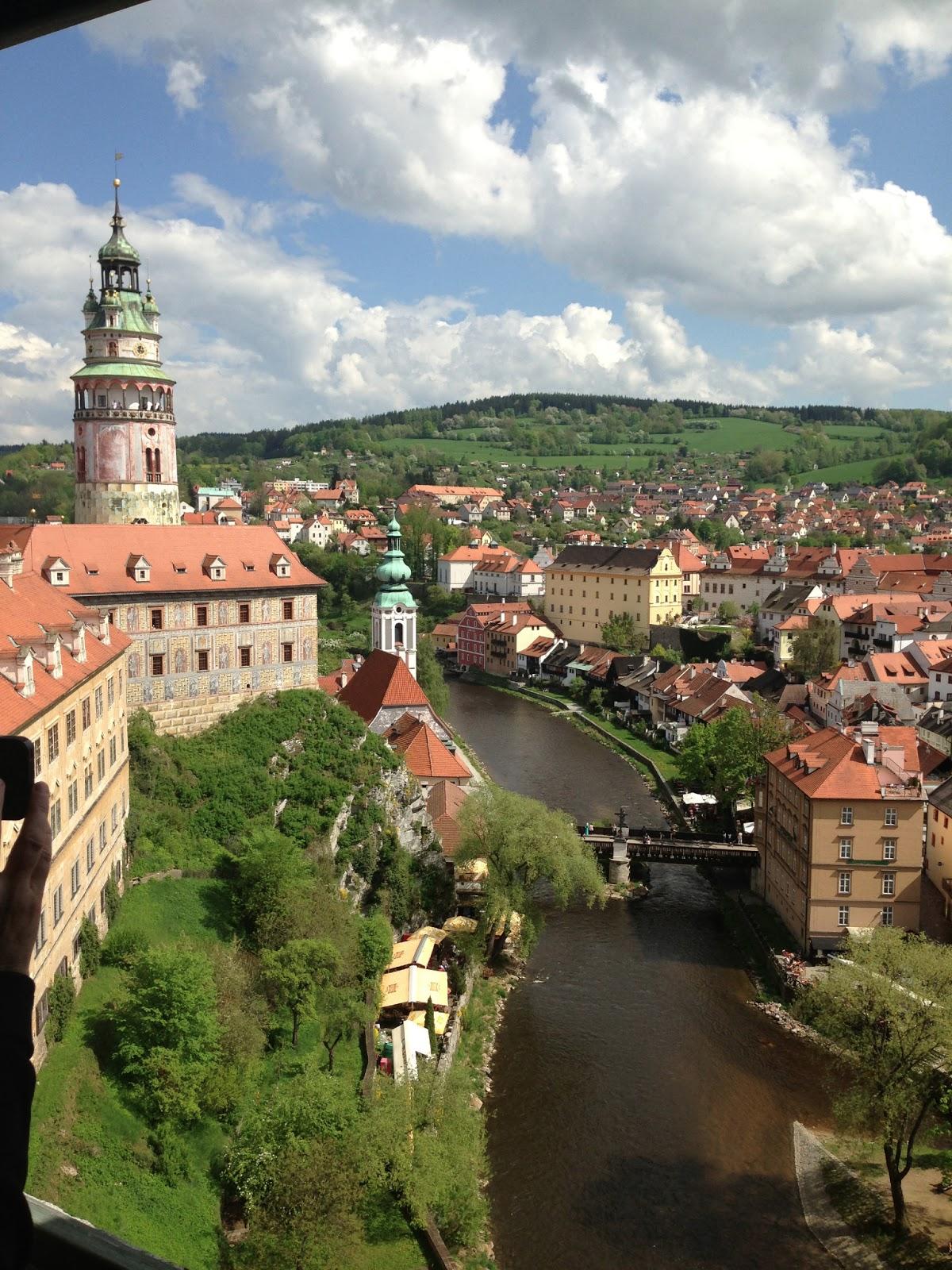 Cesky Krumlov Czech Republic  City pictures : ... Want and Desire: Clear Water Sample: Cesky Krumlov, Czech Republic