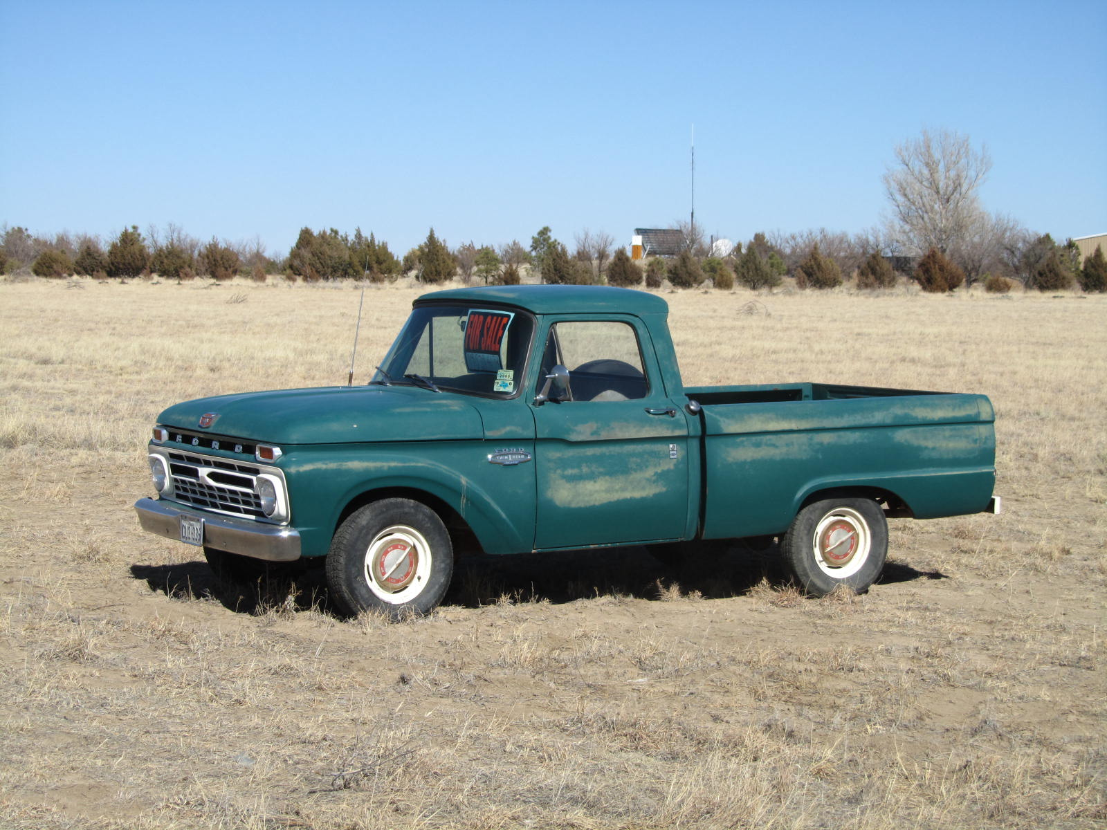 Autoliterate 1965 F100 For Sale