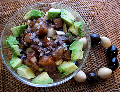 Black Garlic Poke