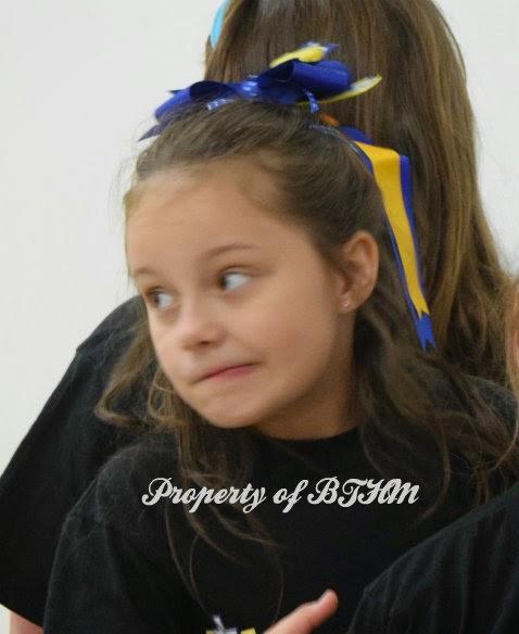 cheerleading face 9
