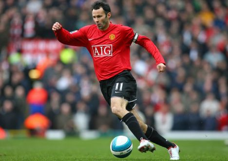 ryan giggs wallpaper. ryan giggs : wallpaper