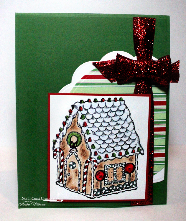 Stamps - North Coast Creations Sweet Christmas Wishes