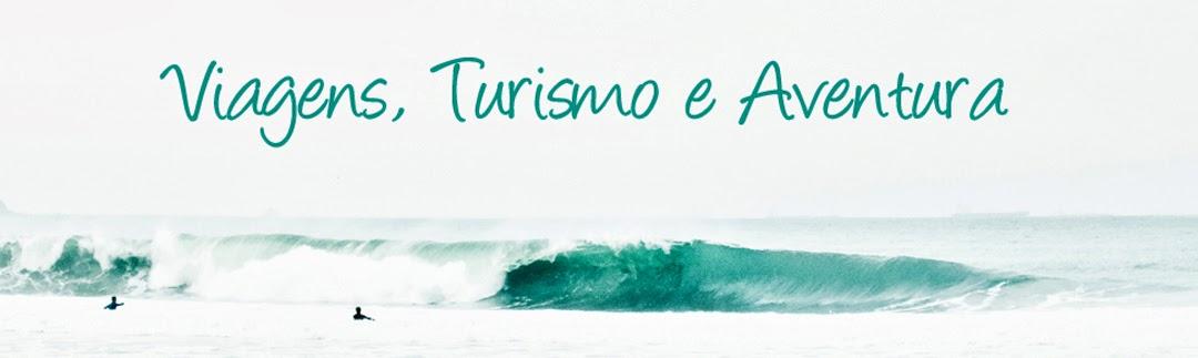 Blog Viagens, Turismo e Aventura