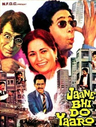 Jaane Bhi Do Yaaro 1983 DVDRip 400mb