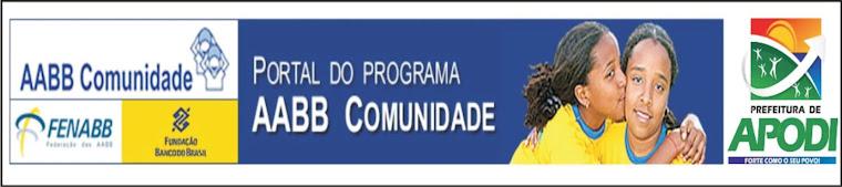 AABB COMUNIDADE DE APODI
