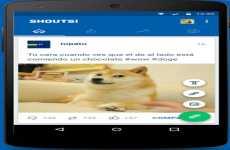 Taringa! Shouts: app de Taringa! para Android, con los mejores memes, gifs animados, y videos