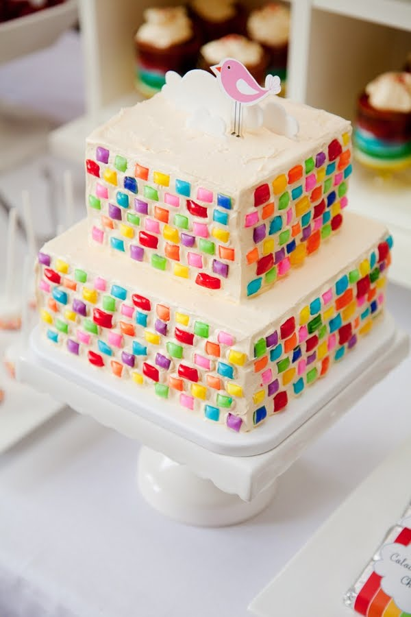 Birthday Cake Decorating Ideas With Icing : Just call me Martha: October 2011