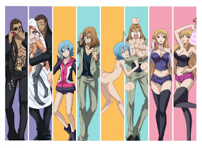 5 Film Anime Paling Gila Yang Pernah Tayang