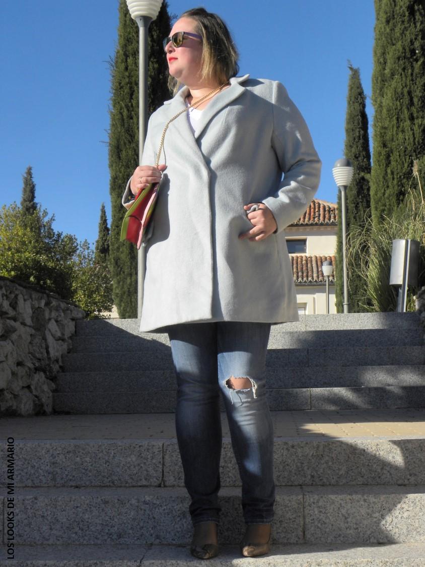 Blog de moda para mujeres talla grande los looks de mi - Violeta mango madrid ...