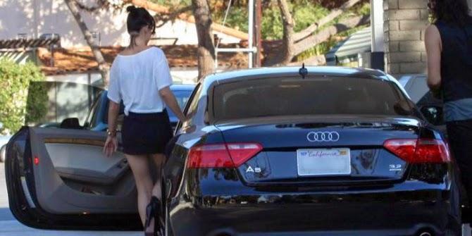 Katy Perry - Audi A5