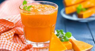 Jus-Labu-Kuning-dan-Apel-untuk-diet-alami