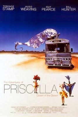 Priscilla, a Rainha do Deserto Dublado