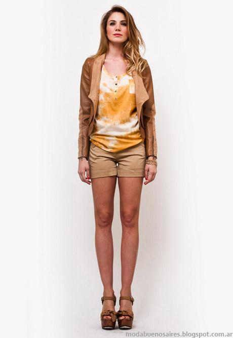 Moda verano 2013 Mariana Marquez blazers