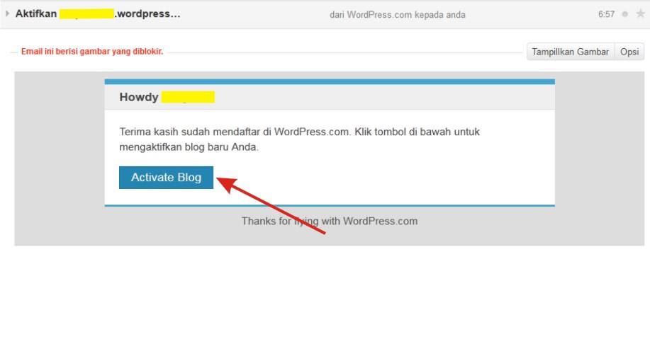 Tutorial Bikin WordPress Gratis Indonesia