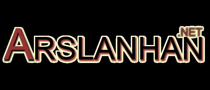 Arslanhan.Net | Kişisel Web Sitesi