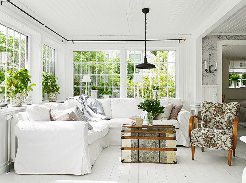 O elegantă vilă suedeză jurnal de design interior