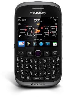 Harga Dan Spesifikasi Blackberry Curve 9310