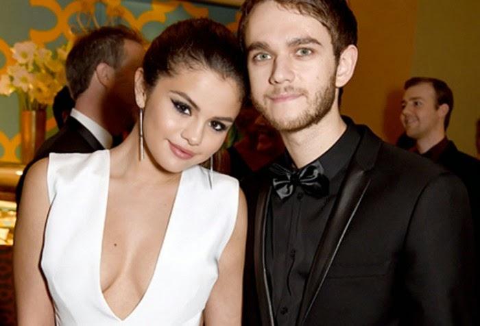 Gandengan Tangan di Golden Globe 2015 Selena Gomez dan Zedd Diisukan Berpacaran