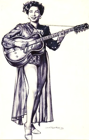 BLUESWOMAN