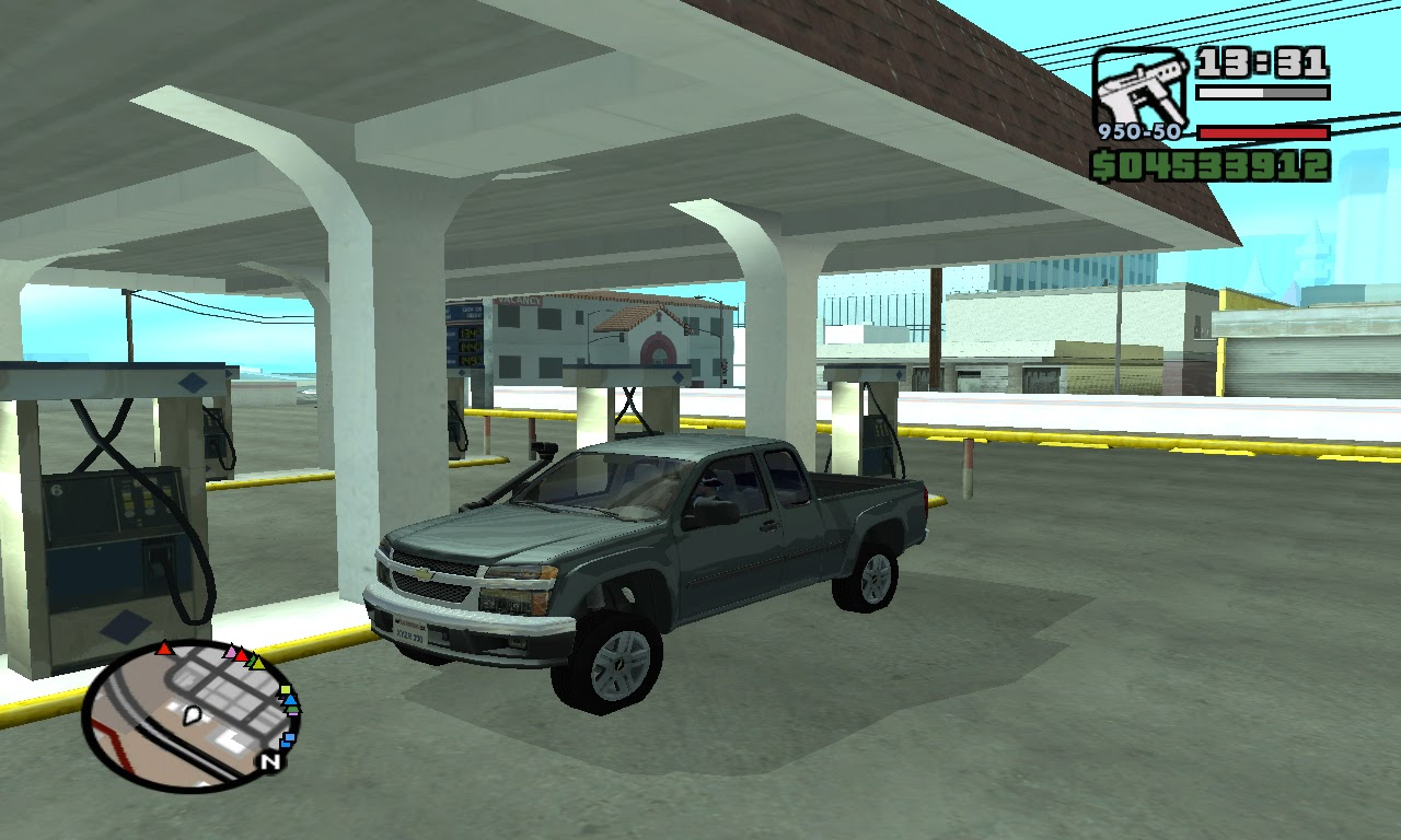 Chevrolet Colorado Gta Mods Culiacan