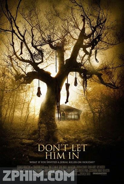 Khu Rừng Xác Chết - Don't Let Him In (2011) Poster