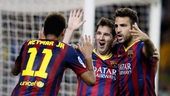Prediksi Barcelona vs Real Betis � Liga Spanyol 5 April 2014