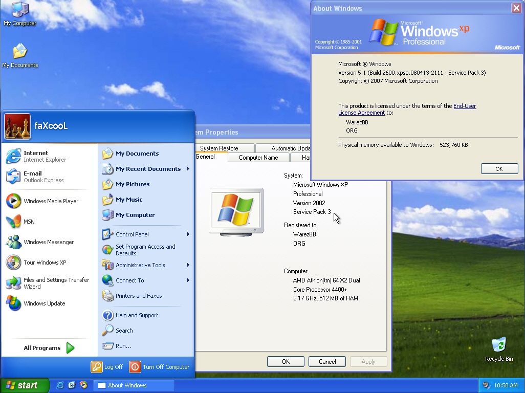 download windows xp professional sp4 iso