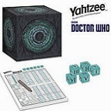 Comic-Con 2014: Get Your Exclusive Doctor Who YAHTZEE Game at San Diego Comic-Con!