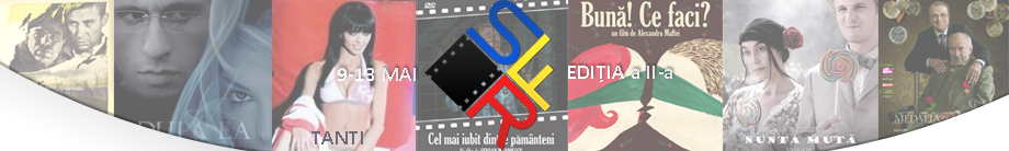 Serile filmului românesc la Iaşi