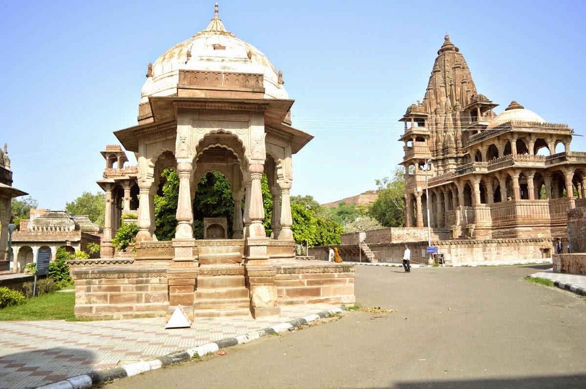 mandor temples