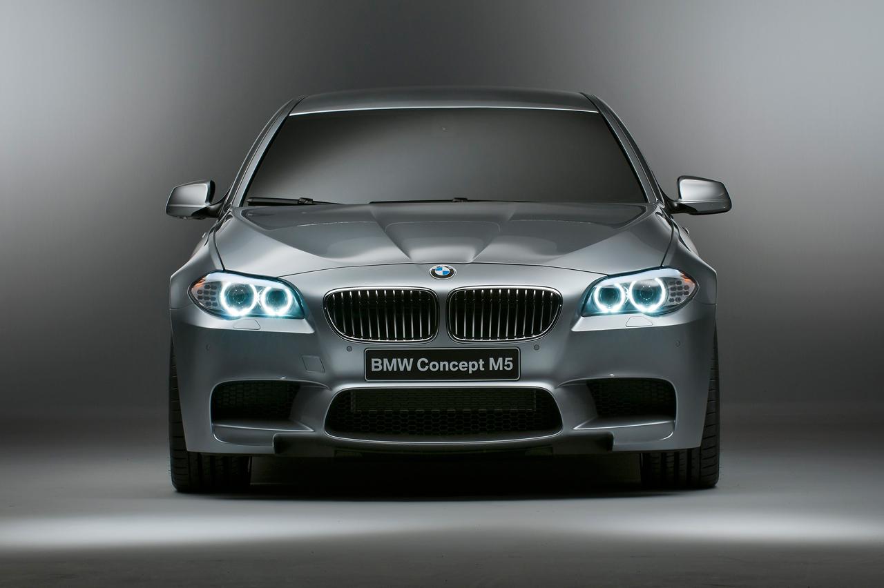 2013 BMW CONCEPT CAR M5