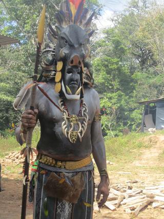 Fierce Native American Warriors