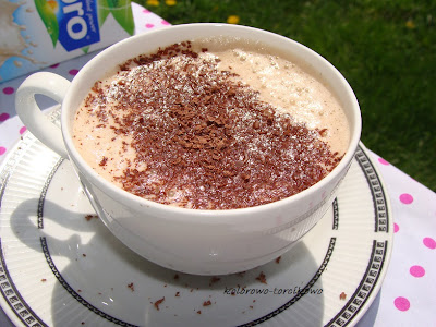Migdałowe cappuccino
